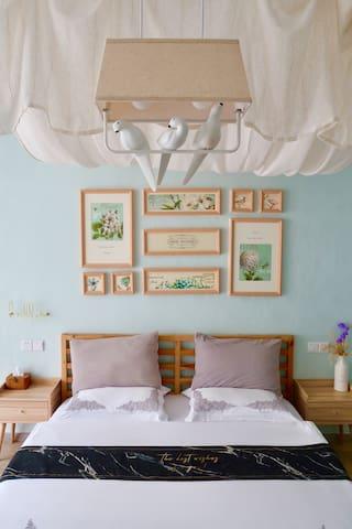 30平米—大落地窗法式阳光房 蛋壳家45-1号