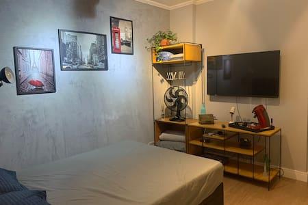 Studio no Centro de São Vicente