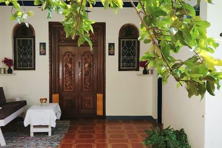 Villa Bougainville, Near Auroville Beach