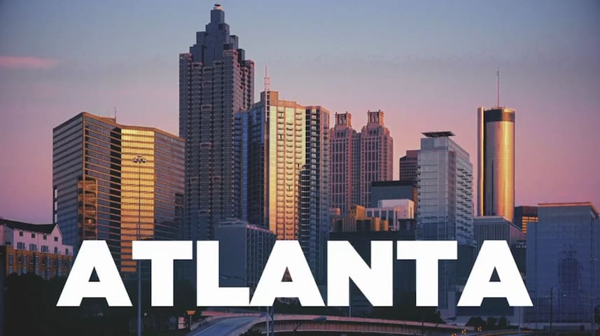 The ONLY Guidebook You Need in Atlanta! ;)
