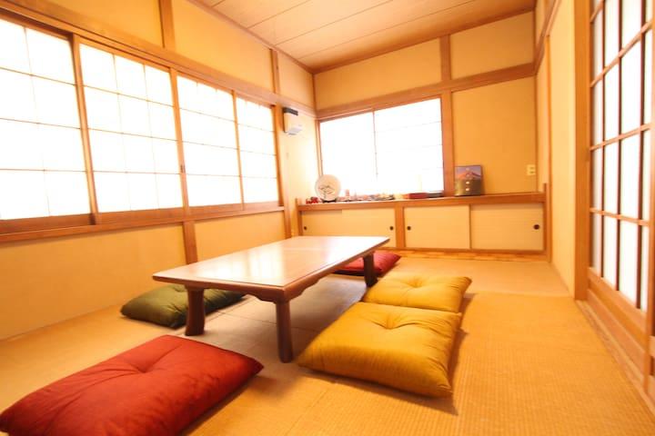 Private HOUSE  Beautiful Mt.Fuji View Pet OK