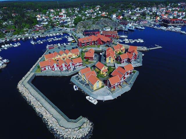 Hvaler的民宿