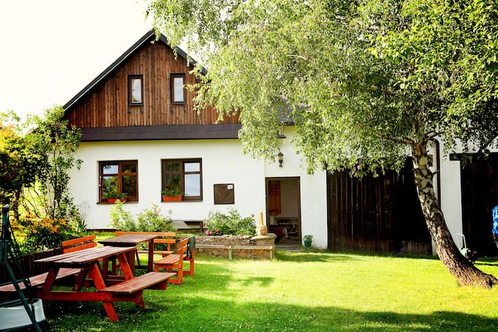 Sádek的民宿