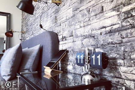 Modern Cozy Loft Studio in Quiet center of Riga.