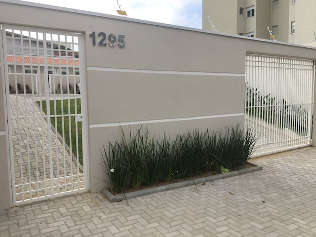 Nido Residence - Flat 3 Estacionamento e segurança