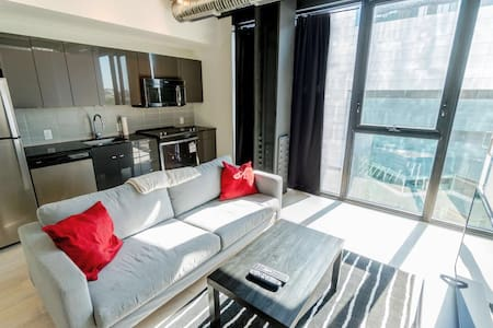 1 bedroom condo - Bell/mts place