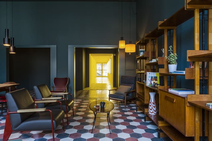 casaBASE 2, la residenza di BASE Milano