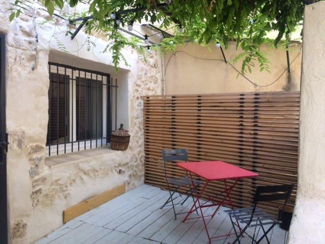 Estézargues的民宿