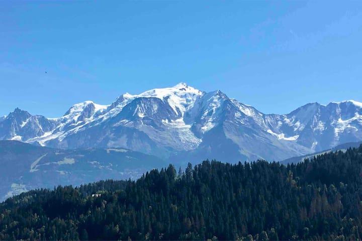 Cordon, Haute-Savoie的民宿