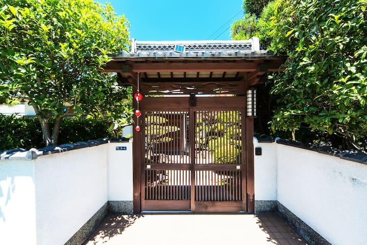 奈良市的民宿