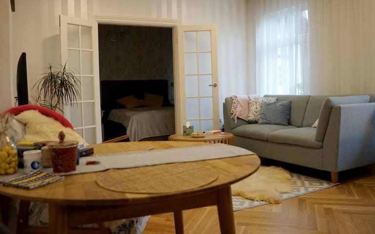 Cosy home in Nõmme - 13 min. drive from the Center