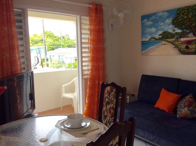 Coconut Cottage_ 1 bed apt near beautiful beaches.