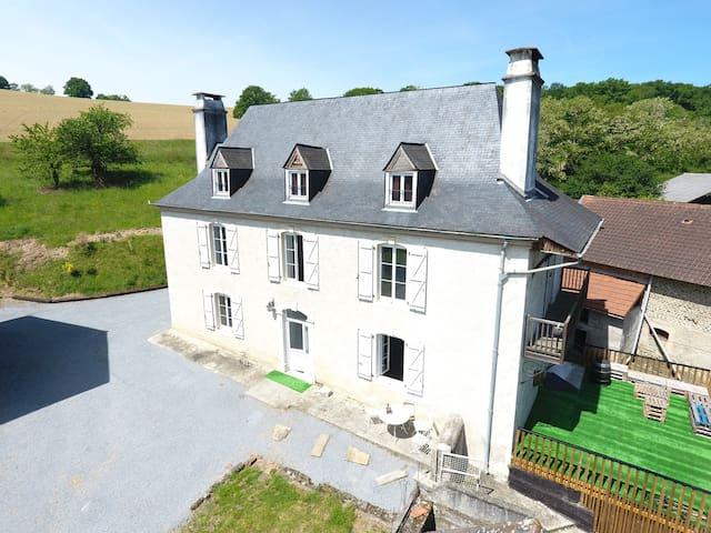 Beyrie-en-Béarn的民宿