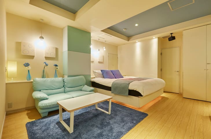 名古屋最着名的设计师酒店