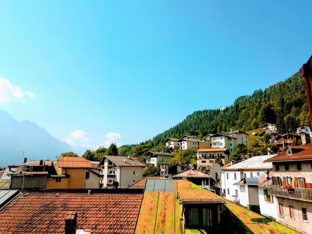 Calalzo di Cadore的民宿