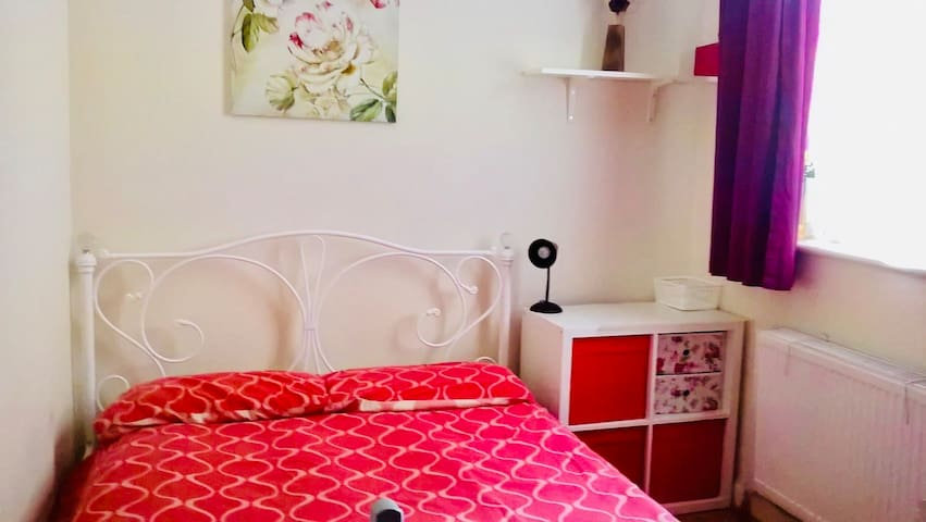 Cozy room in zone 1 London great for travellers
