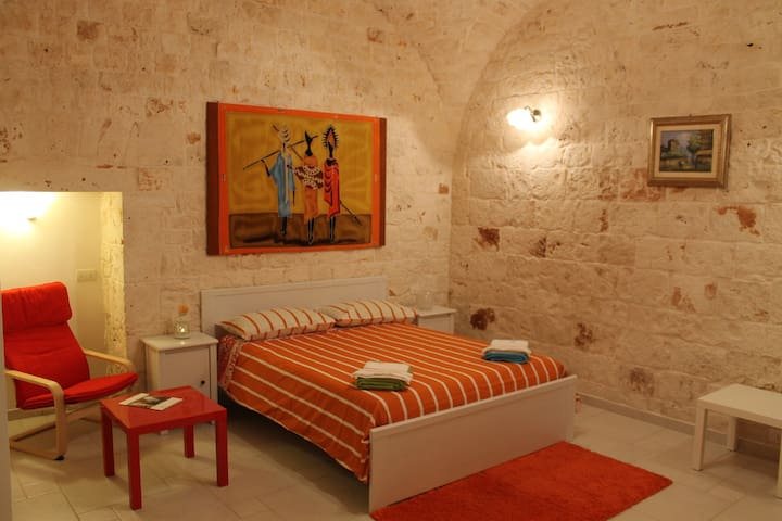 Castellana Grotte的民宿