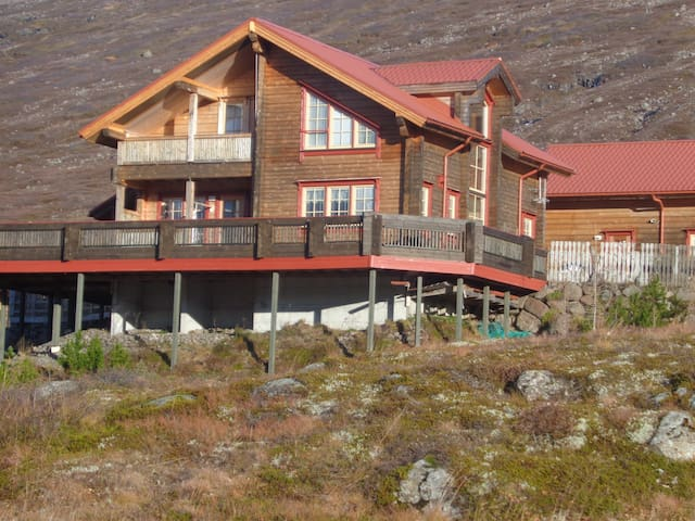 Fáskrúðsfjörður的民宿