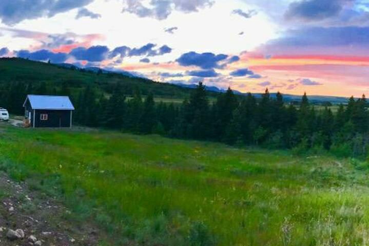 Glacier County的民宿