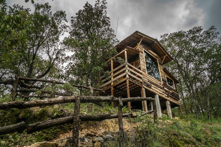 Cabaña Ardilla. Rancho Calixto