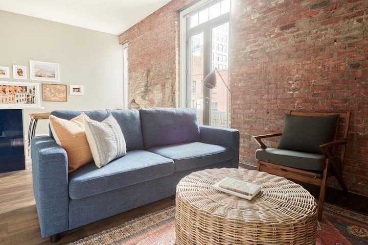 Luxury Loft | Boston Common | Monthly Discount