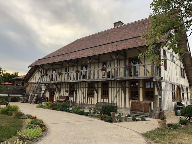 Laines-aux-Bois的民宿