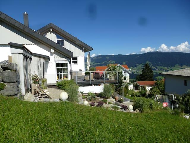 Sulzberg的民宿