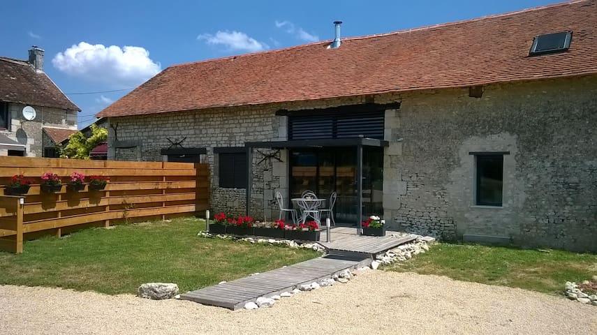 Rilly-sur-Vienne的民宿