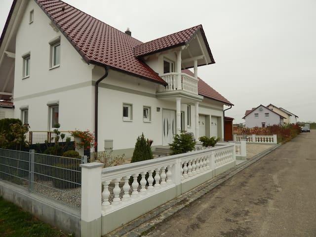 Dillingen的民宿