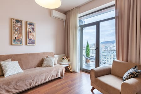 """Cozy apartment in """"Green Budapest"""""""