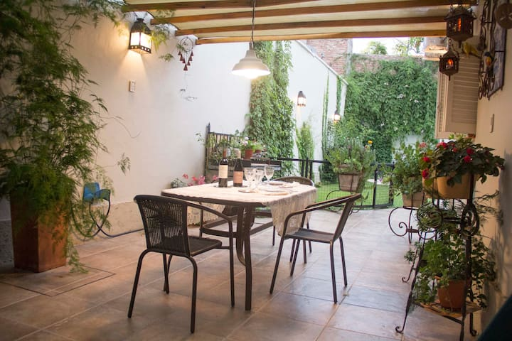 Beautiful apartment, the best location, and tours