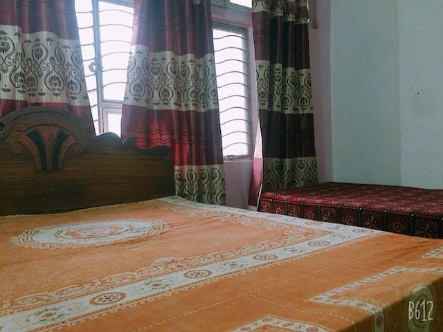 Beautiful Portion in House Near Grater Iqbal Park.