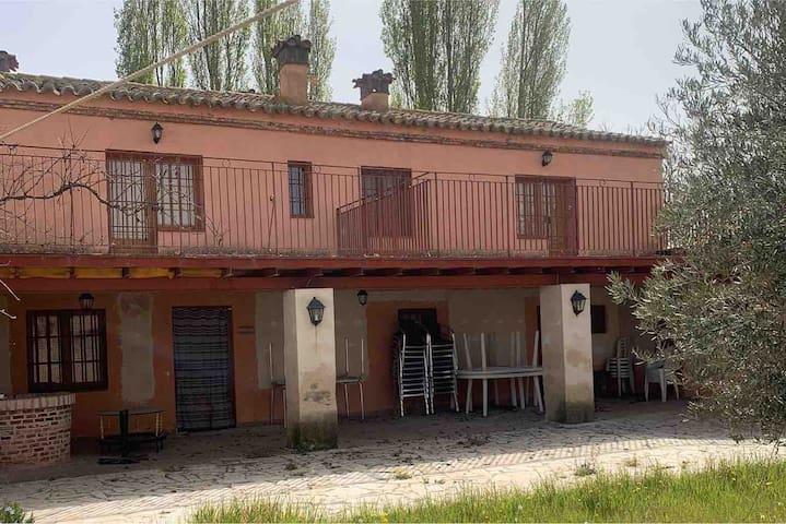San Román de Hornija的民宿