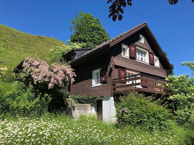 Oberiberg的民宿