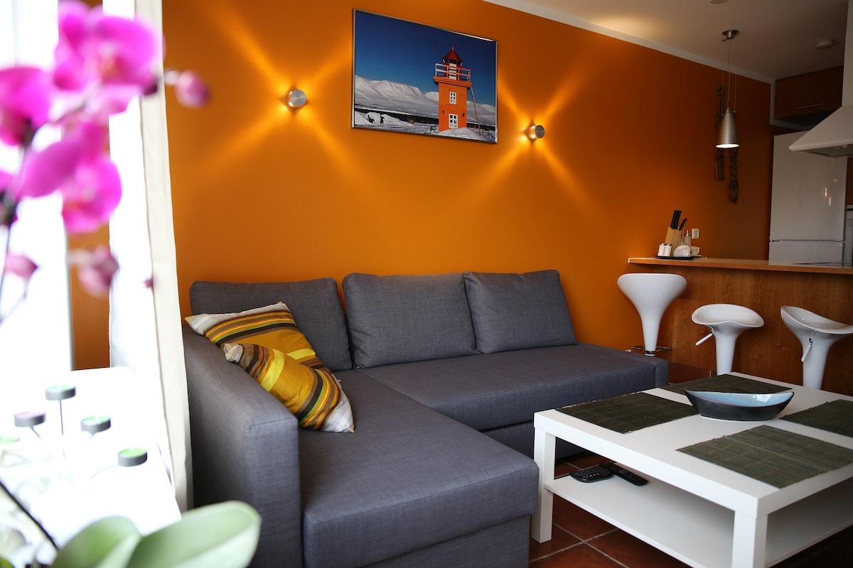 Homelike -  apartment  in Egilstaðir