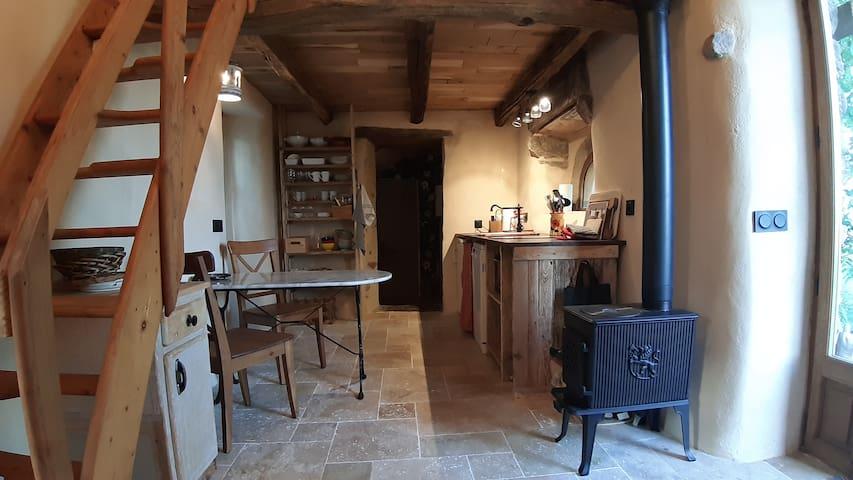 Clairvaux-d'Aveyron的民宿