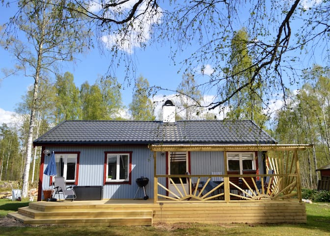 Kolforsen的民宿