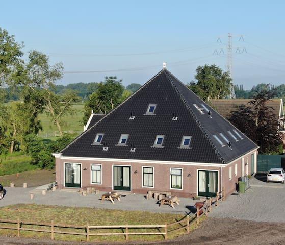 阿姆斯特丹的民宿