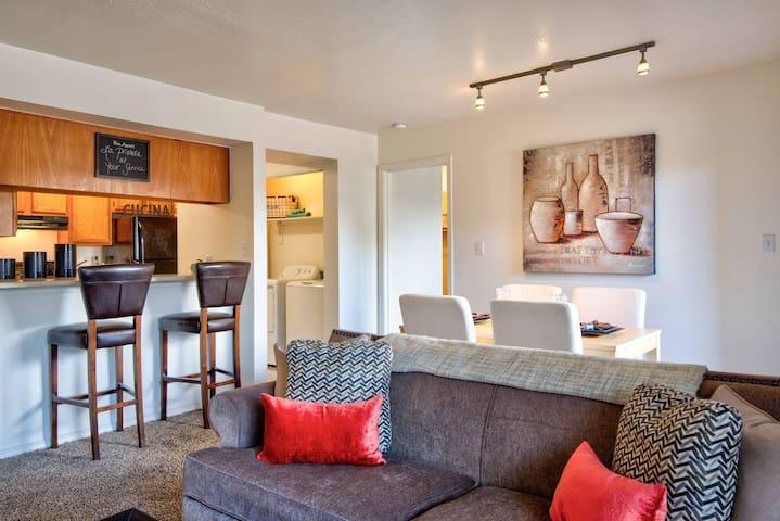 Cozy apartment for you | 2BR in Albuquerque