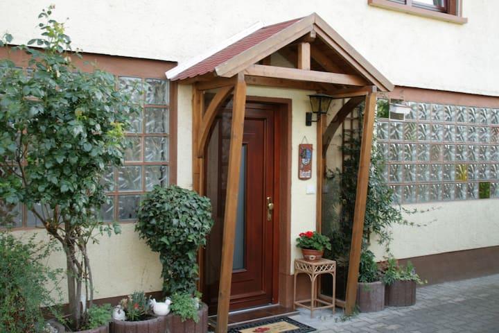 Haßloch的民宿