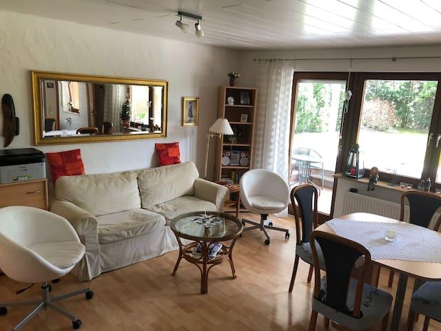 Gut ausgestattete Wohnung in Michelfeld