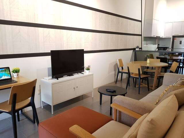 KL Sentral 2 Bedroom Premium Loft @ Bangsar LRT