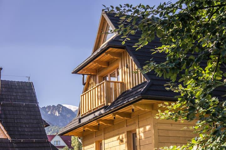 Charming Apartment, near Krupowki and Tatras