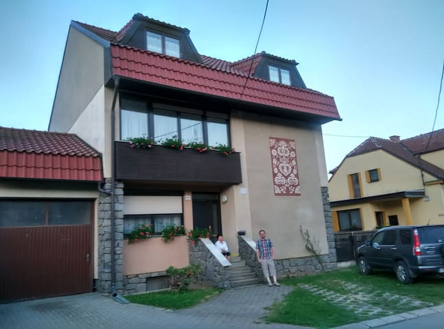 Doubravice nad Svitavou的民宿