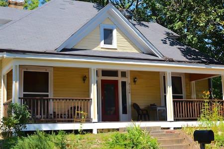 McGrady House—Historic Avondale neighborhood