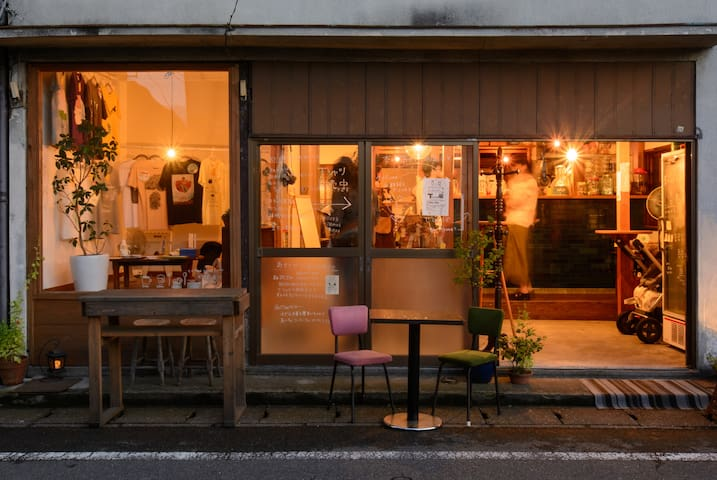 Takasaki-shi的民宿