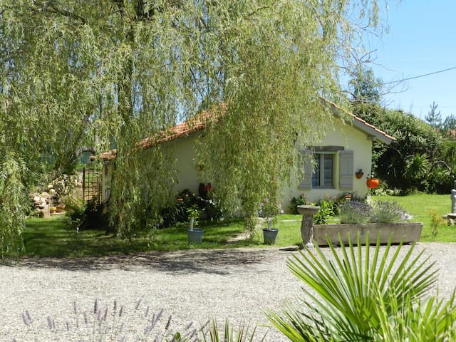 Sainte-Colombe的民宿