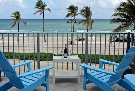 Ocean View Room - Right Across the Beach!