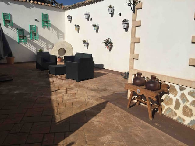 Bargas的民宿