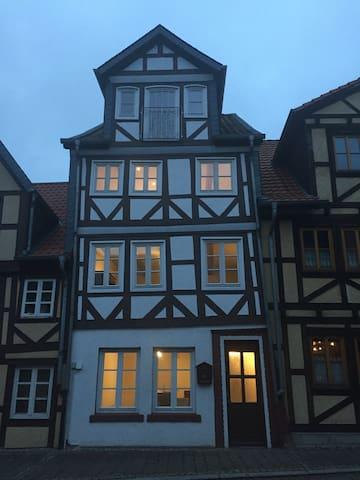 """Ferienhaus Peine """"Kniepenburg"""""""